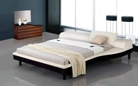 platform bed with built in nightstands. Plain Nightstands Platform Bed With Built In Nightstands Ideas Also Cairo C