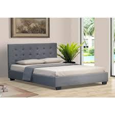 Pretty Style of Tufted Bed Frame — Barkbabybark Home Decor