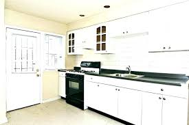 ikea black base cabinets kitchen cabinet and white with wall glass door