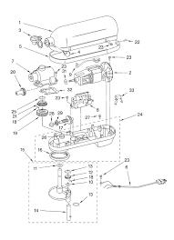 Kitchenaid mixer wiring diagram teamninjaz me