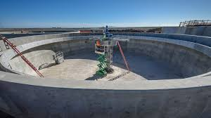 Design And Construction Of Water Treatment Plant Dixon Wastewater Treatment Plant Overaa Construction