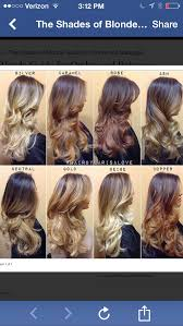 Dreamron Hair Color Chart 20 Amazing Ombre Hair Colour Ideas Hair Styles Hair Color