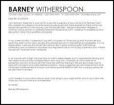 S Lovely Communications Supervisor Cover Letter Gallery Of Art