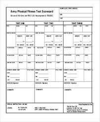 Fitness Assessment Form Gorgeous Sample Physical Fitness Forms 48 Free Documents In PDF