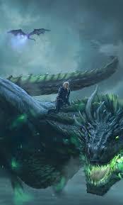Daenerys Targaryen, Dragon Ride, Game ...