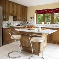 20 Tips For Turning Your Small Kitchen Into An EatIn Kitchen  HGTVInterior Kitchen Decoration