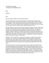 Cover Letter For Job Promotion Korest Jovenesambientecas With