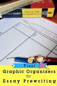 best ihn writing for homeschool images  graphic organizers for essay prewriting from the notebooking fairy
