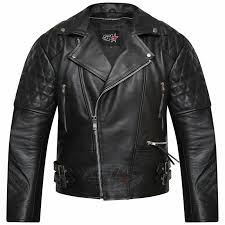 details about mens plus size high quality ce armour motorcycle real leather biker jacket