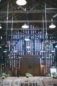 rustic wedding lighting. barn wedding industrial rustic lighting
