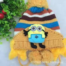 Minion Hat Crochet Pattern Best Online Cheap 48 New Minion Hat Crochet Pattern Despicable Me Hat