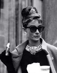 Audrey Hepburn Wearing in Breakfast at ...