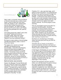 essay on recycling should be mandatory for everyone an essay sample on he topics of why we should recycle