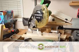 hitachi 10 inch miter saw. hitachi c10fce2 review 10 inch miter saw