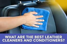 leather cleaner car best leather seat cleaners and conditioners review guide featured image clean leather car