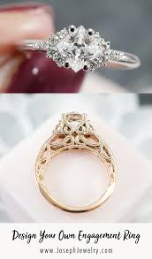 Design Your Perfect Engagement Ring Design Your Own Engagement Ring Work Directly With Our