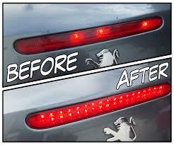 Third Brake Light Repair Car Brake Light Repair Led Conversion 4 Steps With