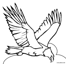 Small Picture Printable Eagle Coloring Pages For Kids Cool2bKids Birds