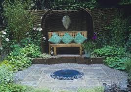 garden seating. Design Tips Garden Seating Area