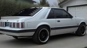 1985 Ford Mustang GT 5.0 Fox Body - YouTube