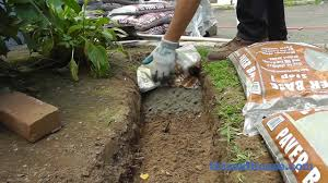 brick garden edging. how to edge a garden bed with brick this old house edging d