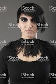 Photo Libre De Droit De Style Gothique Portrait De Femme