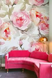 large fl pattern wallpaper flower