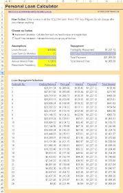 Excel Mortgage Calculator It Amortization Spreadsheet Template Excel Mortgage Calculator