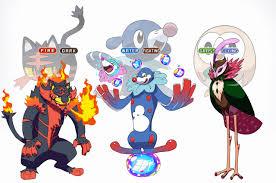 Pokemon Litten Evolution Chart Rowlet Evolution Chart List Of Pokemon By Evolution Family