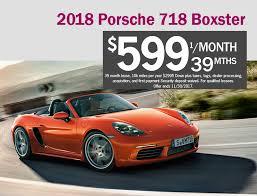 2018 porsche lease specials. plain 2018 specialsthumbimage 2018 porsche boxster 718  lease  with porsche lease specials