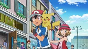 Mundo Pokémon - Pokémon XYZ Capitulo 45 - ¡El primer día...