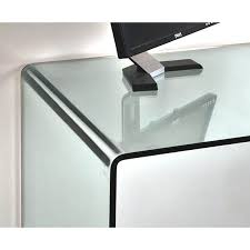 modern glass office desk. Modern Desks Denmark Glass Desk Detail Office A