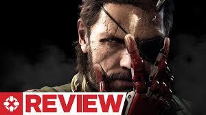 <b>Metal Gear</b> Solid <b>5</b>: The Phantom Pain Review - YouTube