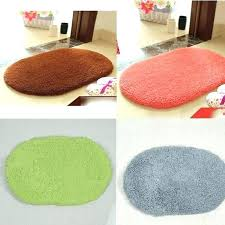 ultra plush bath rug mon cau plain rugs new bedroom floor bathroom non slip mat soft super plush bathroom rugs
