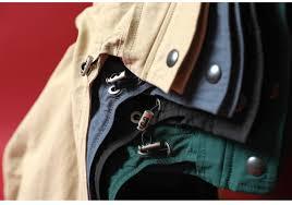 <b>SIMWOOD 2019 Autumn Winter</b> New Hooded Field Jacket Men ...