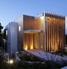Modern Exterior House Materials House And Home Design - Modern exterior home