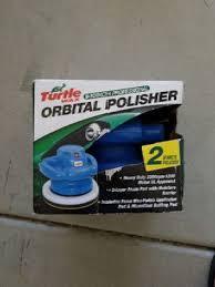 turtle wax orbital polisher for in murrieta ca