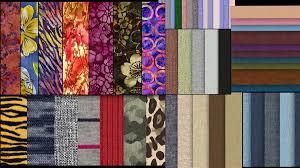 Fabric Pattern Cool Decorating Ideas