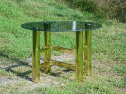 vintage mid century modern hollywood regency brass glass coffee end table