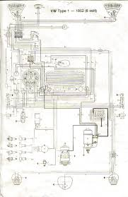 vw beetle wiring diagram 1968 wiring diagram and hernes thesamba type 1 wiring diagrams