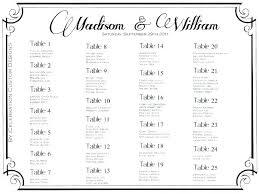Wedding Reception Templates Free Table Plan Template Free Seating Chart For Wedding Reception