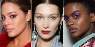 nyfw fall 2018 beauty trends best hair and makeup looks for fall allure