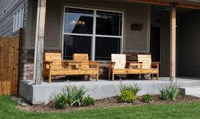 free patio furniture chair plans