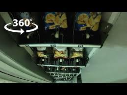 Vr Vending Machine Fascinating 48 CAMERA Inside A Vending Machine VR YouTube