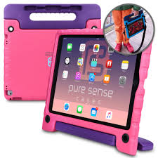Buddy Kids Case for Apple iPad Pro 10.5 Pure Sense Antimicrobial Rugged