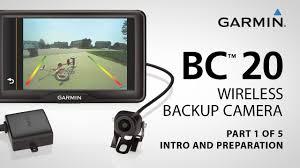 "bcâ""¢ 20 wireless backup camera garmin"