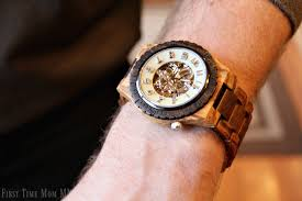a jord wood watch for my detail oriented love first time mom mn jord mens watch zebrawood