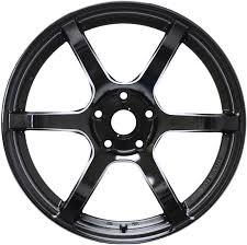350z Lug Pattern Classy Gram Lights 48C48 Semi Gloss Black Wheel 48x4848 Rim Size 248 Offset 48