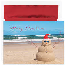 cheap holiday cards. Wonderful Holiday Get Quotations  Masterpiece Studios Warmest Wishes Holiday Cards Beach  Snowman 18 Cards18 Foil Inside Cheap Cards S