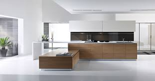 Brown And White Kitchens Picture Of Brown Hardwood Kitchen Island With Modern White Rope